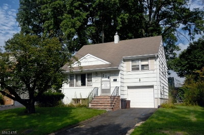Garwood Boro Single Family Home For Sale: 242 Hickory Ave