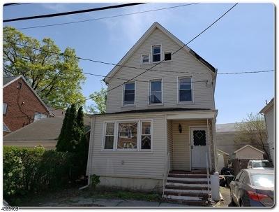 LINDEN Single Family Home For Sale: 330 Ashton Ave