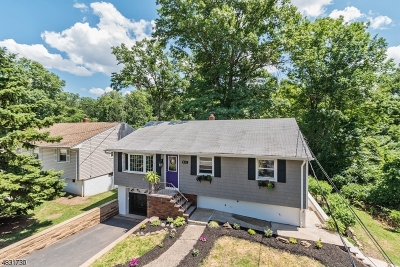 Woodbridge Twp. Single Family Home Active Under Contract: 357 Maplewood Ave