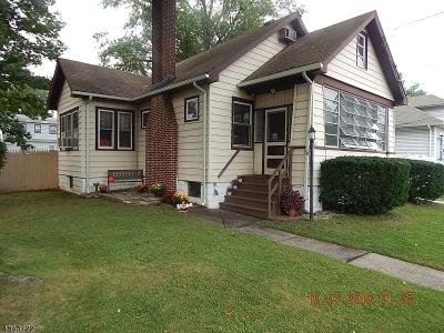 Woodbridge Twp. Single Family Home For Sale: 39 W Park Ave