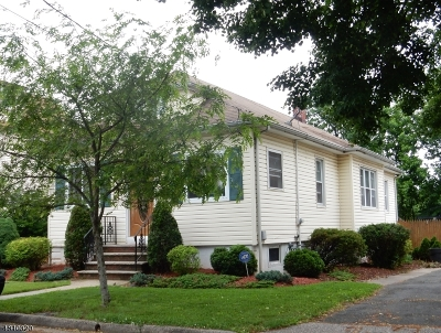 LINDEN Single Family Home For Sale: 152 E 13th St