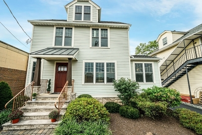 Millburn Twp. Single Family Home For Sale: 40 Farley Place
