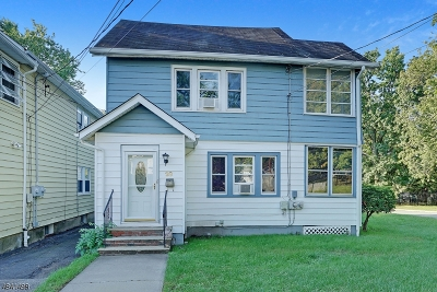 Montclair Twp. Multi Family Home For Sale: 28 Ward Pl