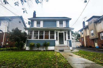 Elizabeth City Single Family Home For Sale: 168-170 Glenwood Rd