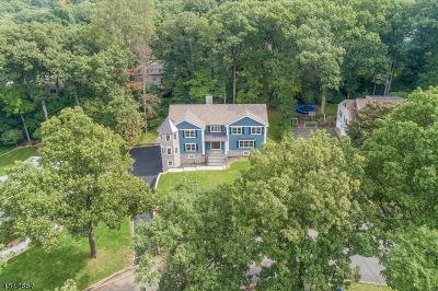 Summit City Single Family Home For Sale: 10 Little Wolf Rd
