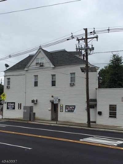 Rahway City Multi Family Home For Sale: 275 E Grand Ave