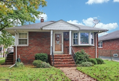 Linden City Single Family Home For Sale: 101 Coolidge St