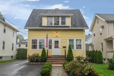 Millburn Twp. Multi Family Home For Sale: 28 Blaine St