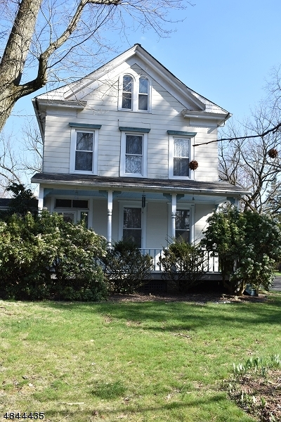 Scotch Plains Twp. Single Family Home For Sale: 1520 Cooper Rd