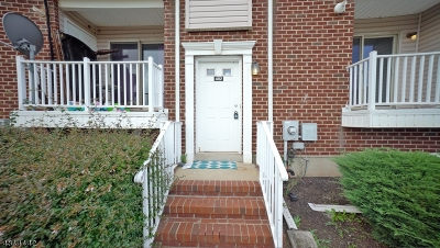 Perth Amboy City Condo/Townhouse For Sale: 482 Great Beds Ct #482