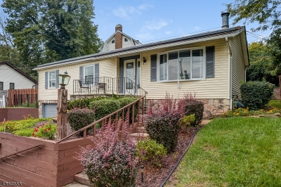 West Orange Twp. Single Family Home For Sale: 21a S Valley Rd