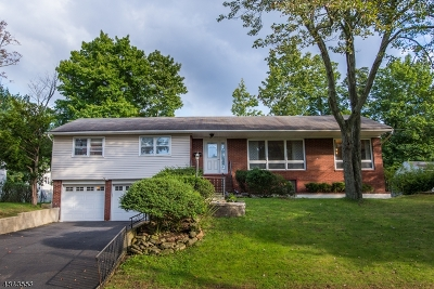 West Orange Twp. Single Family Home For Sale: 34 Devonshire Ter