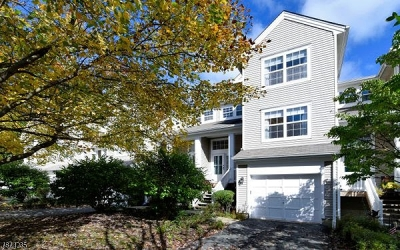 Randolph Twp. Condo/Townhouse For Sale: 8 Sycamore Ln