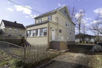 Roselle Boro Single Family Home For Sale: 224 Thompson Ave