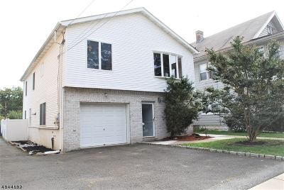 Nutley Twp. Single Family Home For Sale: 680 Bloomfield Ave