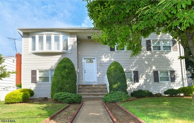 Union Twp. Single Family Home For Sale: 1266 Liberty Ave