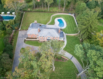 Millburn Twp. Single Family Home For Sale: 11 Washington Ave