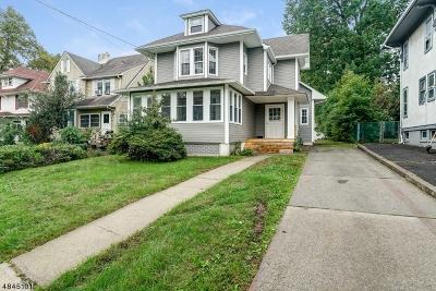 ELIZABETH Single Family Home For Sale: 808-810 Park Ave