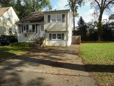 Parsippany-Troy Hills Twp. Single Family Home For Sale: 20 Huron Ave