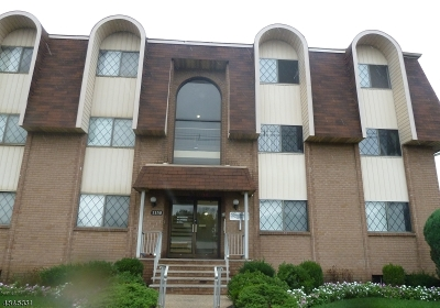 Linden City Condo/Townhouse For Sale: 1150-1190 W St George A18
