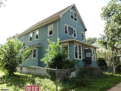 Roselle Boro Multi Family Home For Sale: 1028 Drake Ave