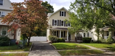 Montclair Twp. Single Family Home For Sale: 18 Elmwood Ave