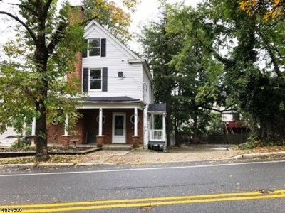 Morristown Town Single Family Home For Sale: 6 Ford Ave