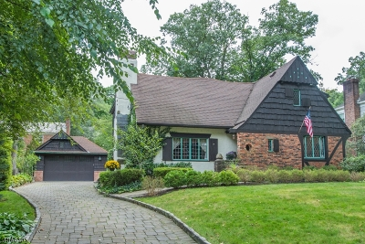 Summit City Single Family Home For Sale: 7 Fremont Rd
