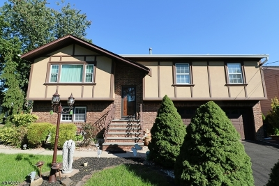 Cranford Twp. Single Family Home For Sale: 704 Hory St