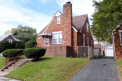 Union Twp. NJ Single Family Home For Sale: $299,500