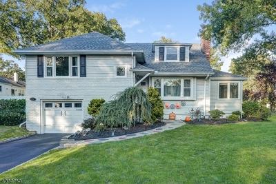 Fanwood Boro Single Family Home For Sale: 129 Helen St