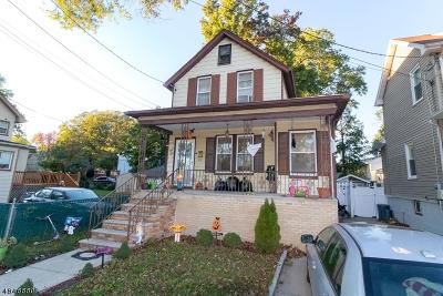 Roselle Boro Single Family Home For Sale: 303 E 10th Ave