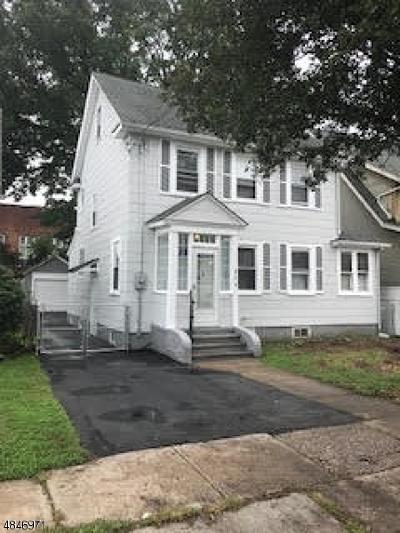 Hillside Twp. Single Family Home For Sale: 314 Ryan St