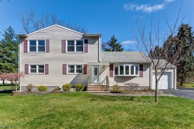 Hanover Twp. Single Family Home For Sale: 18 Lynn Ter