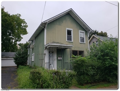 Montclair Twp. Single Family Home Active Under Contract: 16 Charles St