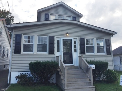 Union Twp. Single Family Home Active Under Contract: 2076 Morrison Ave