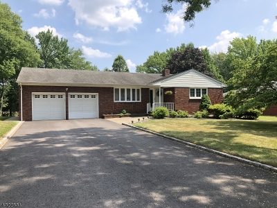 Clark Twp. Single Family Home For Sale: 81 Mildred Ter