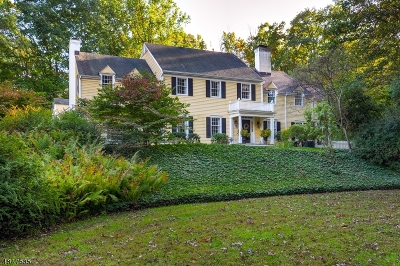 Tewksbury Twp. Single Family Home For Sale: 22 Water St