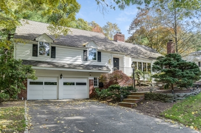 Springfield Twp. Single Family Home For Sale: 25 Highlands Ave