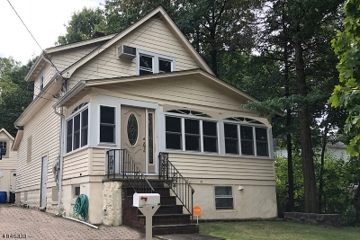 Roselle Boro Single Family Home For Sale: 569 W 7th Ave