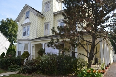 Nutley Twp. Single Family Home For Sale: 155 Grant Ave