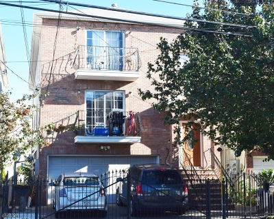 Essex County, Morris County, Union County Multi Family Home For Sale: 43-45 Goble St