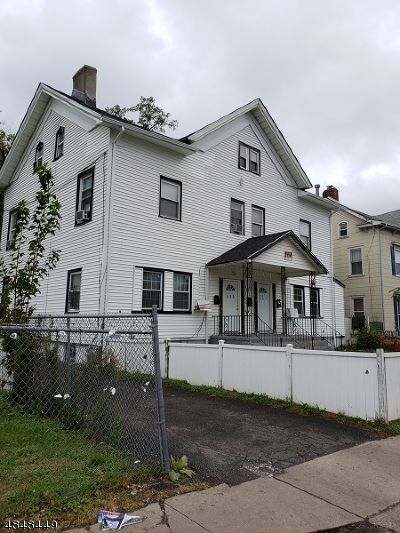 Plainfield City Multi Family Home For Sale: 459-65 W Front St