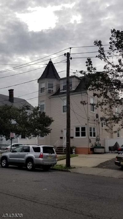 Belleville Twp. Multi Family Home For Sale: 43 Schuyler St