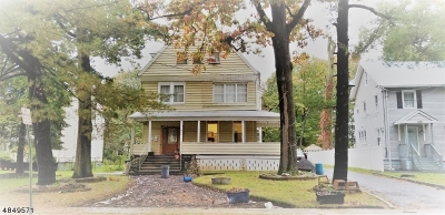 Roselle Boro Multi Family Home For Sale: 222 W 4th Ave