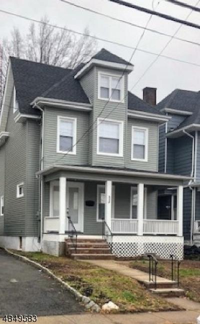 Elizabeth City Single Family Home For Sale: 203 Murray St