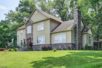 WATCHUNG Single Family Home For Sale: 109 Mountain Blvd