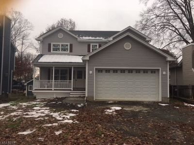 Parsippany-Troy Hills Twp. Single Family Home For Sale: 118 Minnehaha Blvd