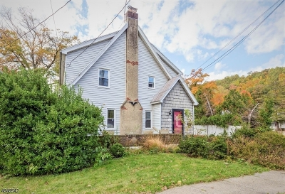 Scotch Plains Twp. Single Family Home For Sale: 202 Harding Rd