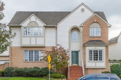 West Orange Twp. Condo/Townhouse For Sale: 1009 Smith Manor Blvd